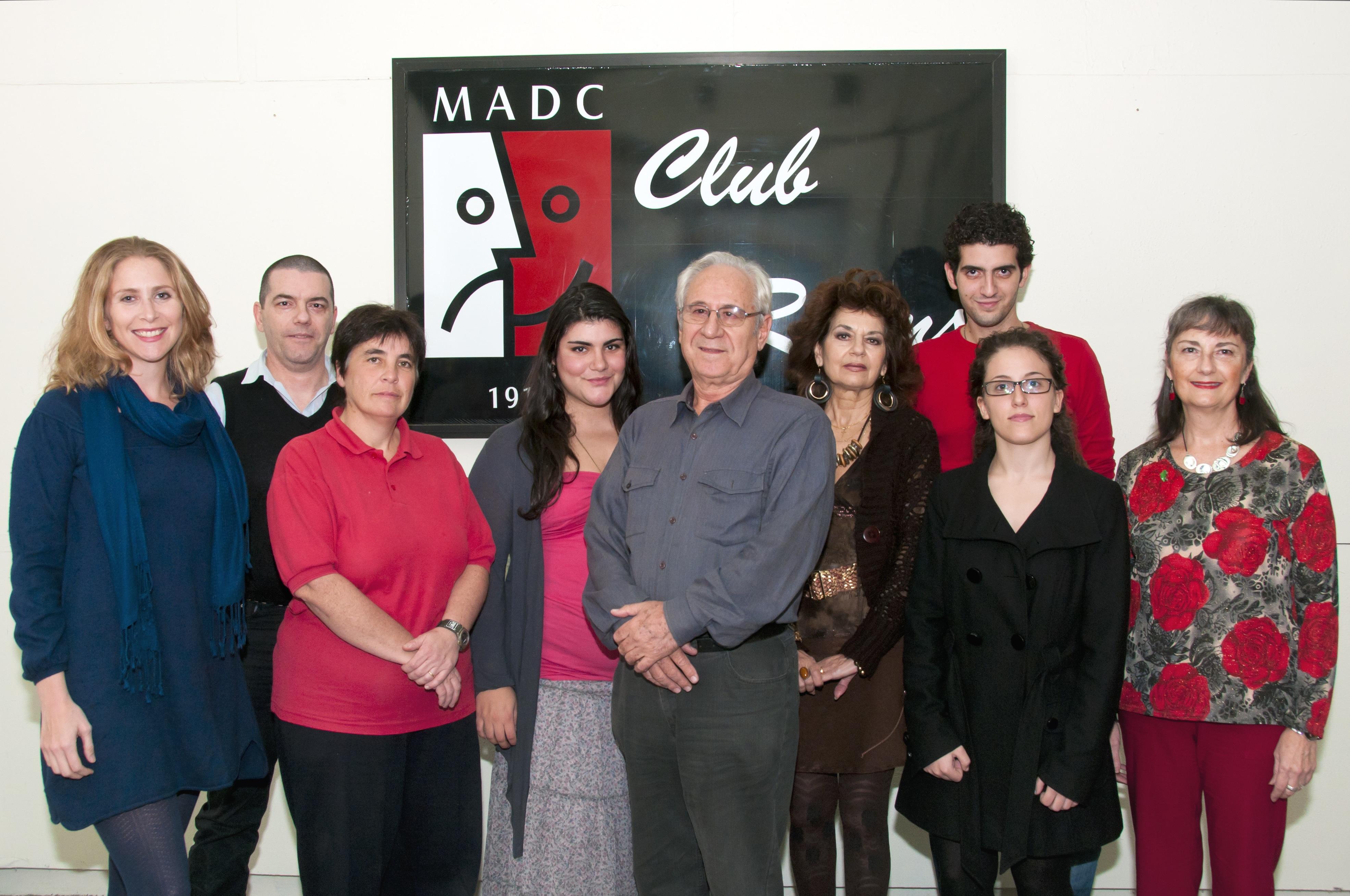 amateur dramatics club