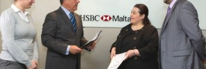 48 - HSBC signs new 2-year sponsorship agreement with JCI Malta