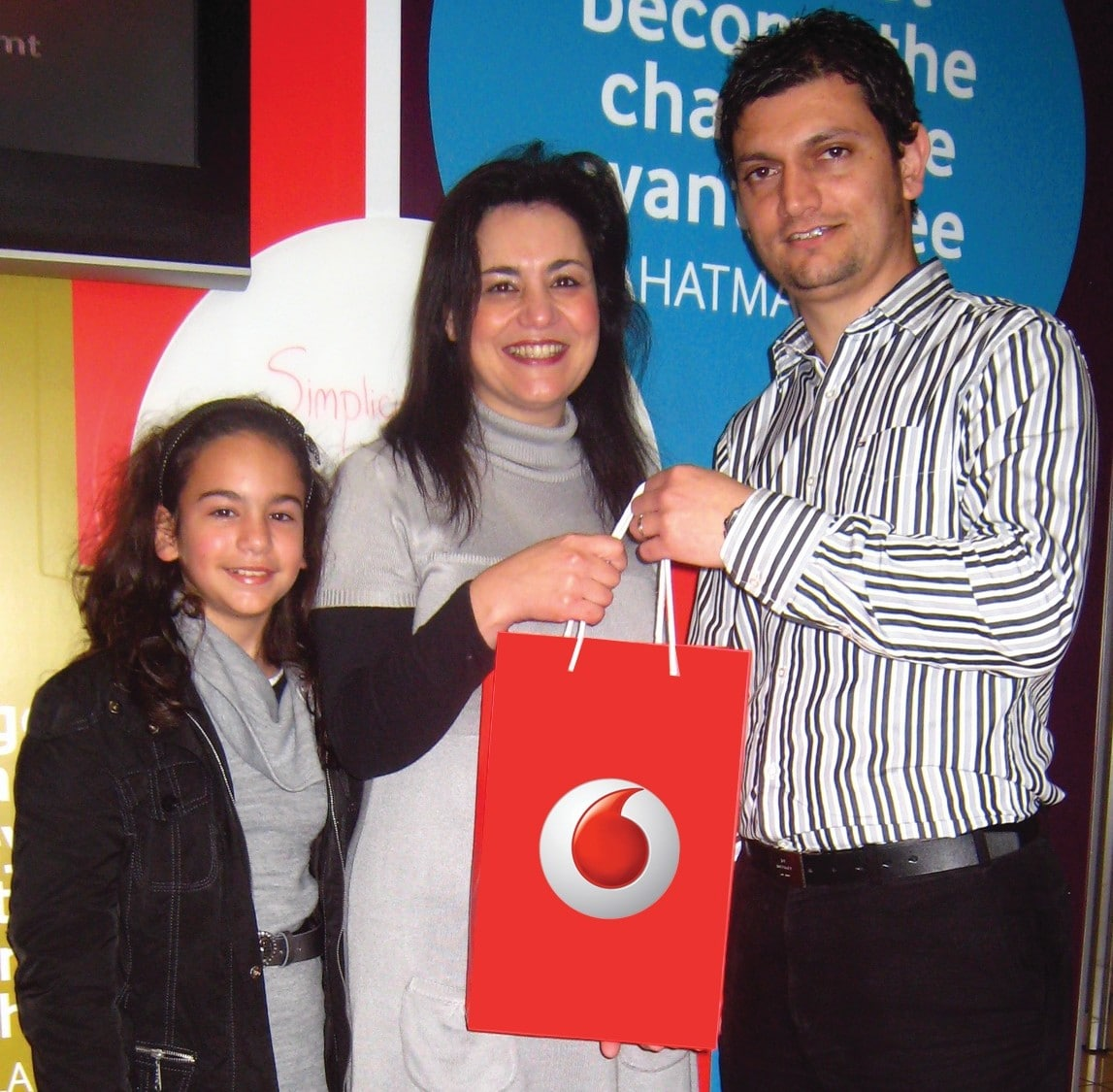 54 - iPad Winner Footfall Campaign