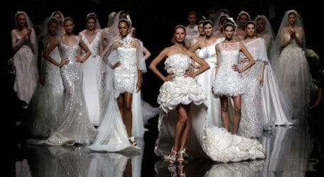Pronovias Barcelona Fashion Show 5