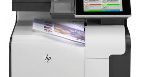 19 - HP LaserJet Enterprise 500 colour M575