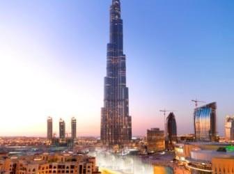 50 - Do More in Dubai - Burj Khalifa - 1