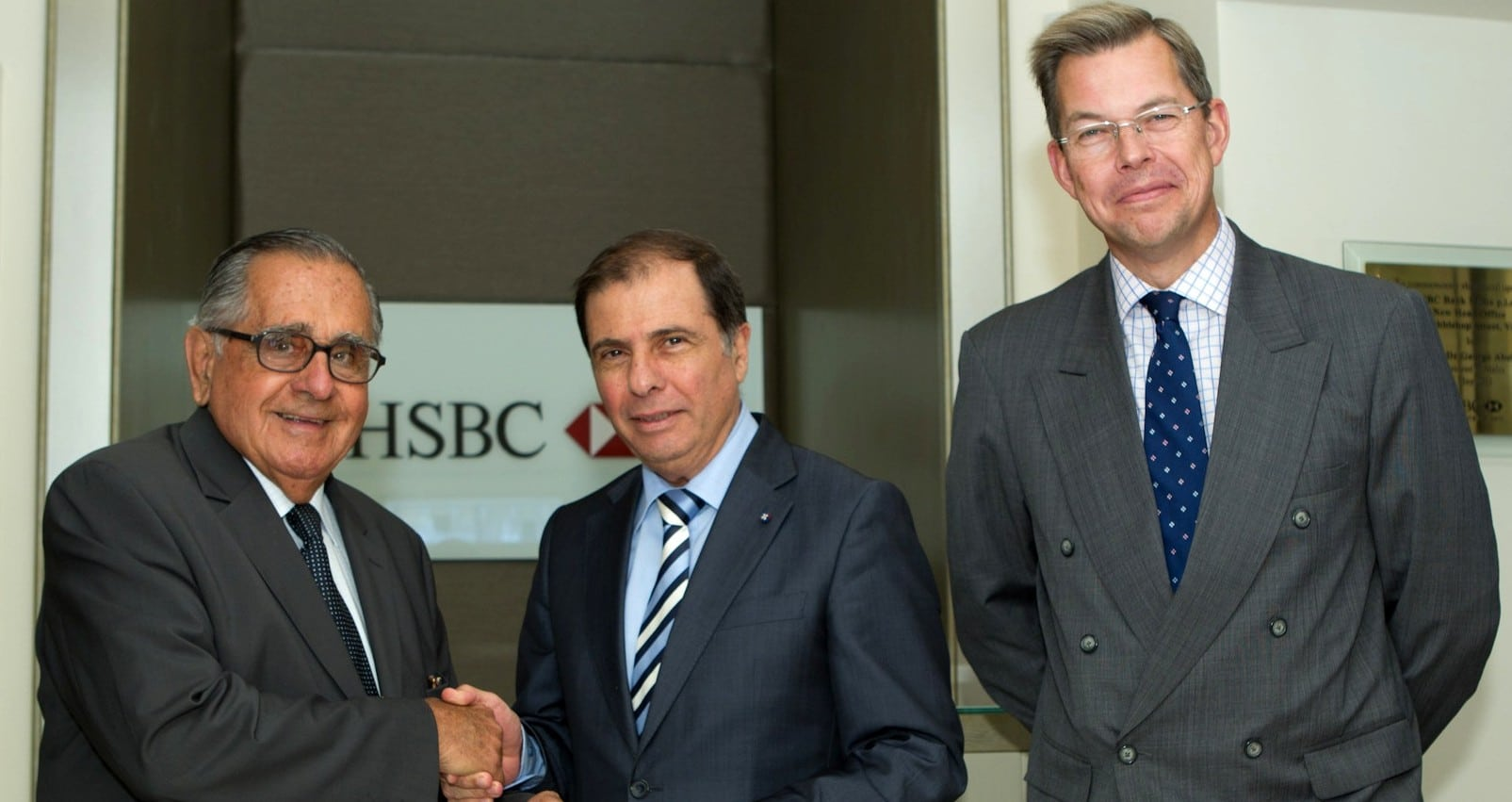 69 - HSBC - Visit by The President of Malta