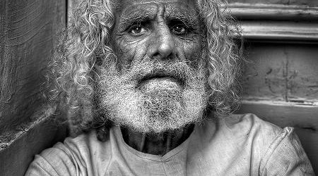 20120705 - Joe P Smith - The old man's image - Portrait Category - 3