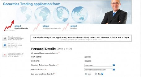 78 - HSBC launches Securities Trading online application - 17 July