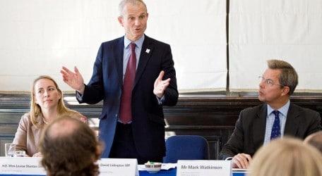 82 - HSBC - British Business Forum meeting