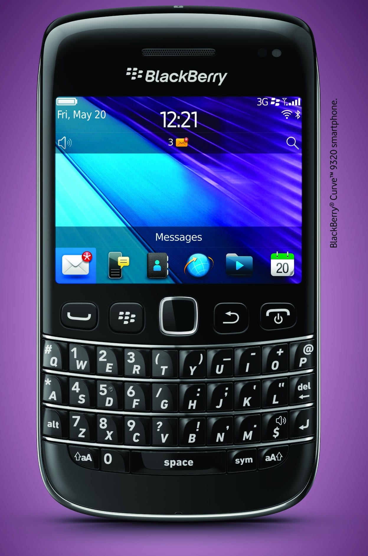 85 - VF Blackberry 9320 Poster (PR)-14 image