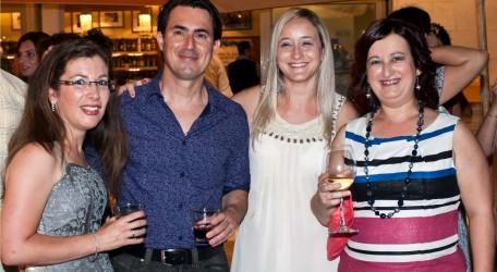Desiree Farrugia, Massimo Debono, Maria Gauci  and Sina Ebejer - Direct Business Specialists.