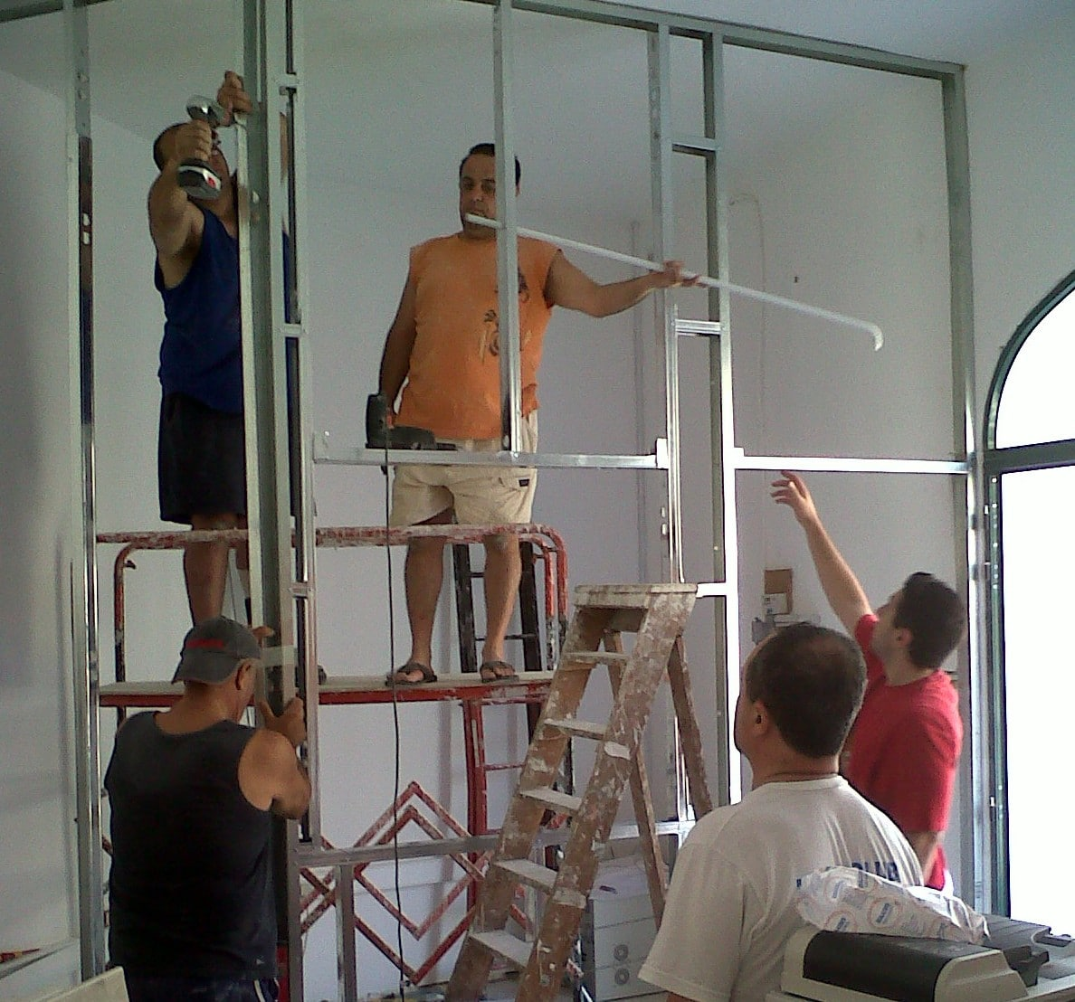 Nectar Group - Voluntary work for Victim Support Malta