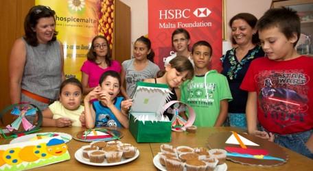 97 - HSBC supports Hospice Malta's Children's Summer Club