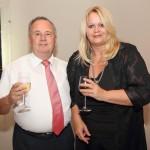 Ambassador George & Maria-Gabrielle Doublesin