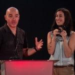 Marina Seresesky and Alvaro Lavin