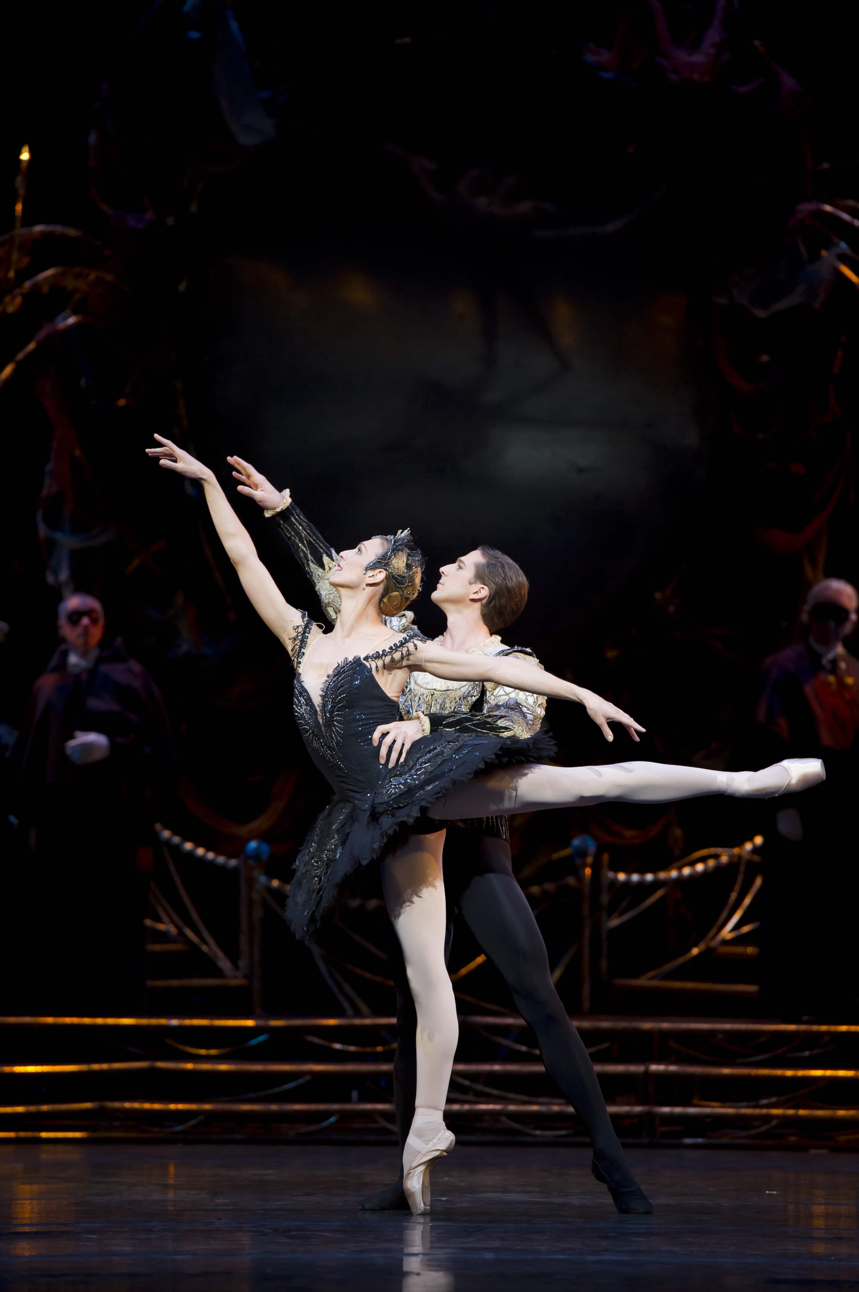 Josanne Cassar Swan Lake The Royal Ballet