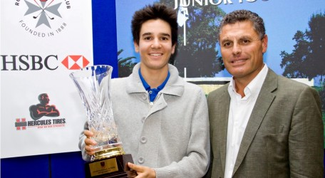 126 -HSBC - Int. Junior Golf Tournament - 01