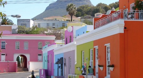 99 - Cape Town - Coloured Houses