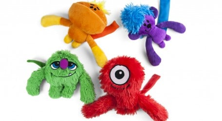 112 - Fly With Me monsters - seat belt critters