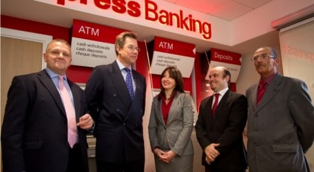 131 - Refurbished HSBC Żabbar Branch fitted with two new ATMs - 02