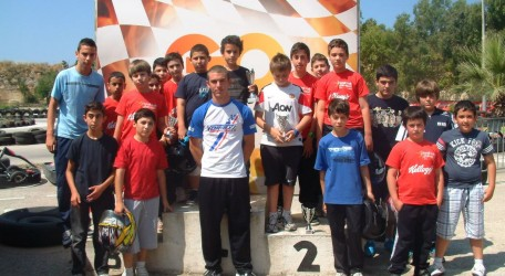 17 - KMS Skolasport's karting participants race in aid of l-Istrina