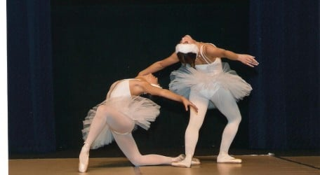 Candice Zarb and Yanika Borg (Xmas Show'11)