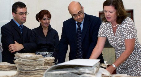 13 - HSBC - Preservation of historical documents at Notarial Archives  - 22 Jan