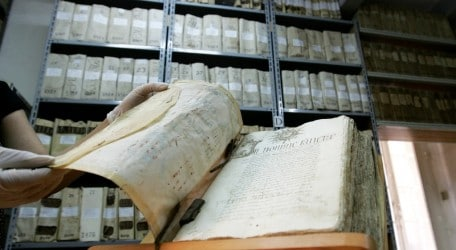 07 - Notarial Archives documents