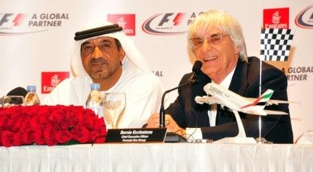 15 - Emirates - Formula One global partnership - 1