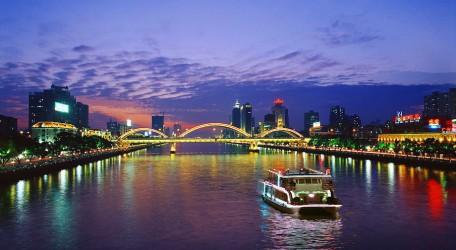 16 - Emirates - Guangzhou - Pearl River