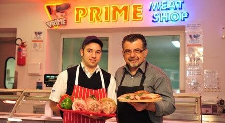 James & Malcolm @ Piscopo's