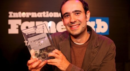 RIDT - FameLab Internation 2012 winner - 1