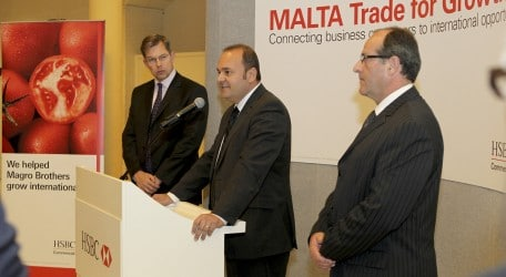 01 - HSBC - Malta Trade For Growth - Launch