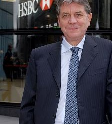 26 - HSBC - Brian Robertson - HSBC Europe CEO joins HSBC Malta Board - 5 Mar