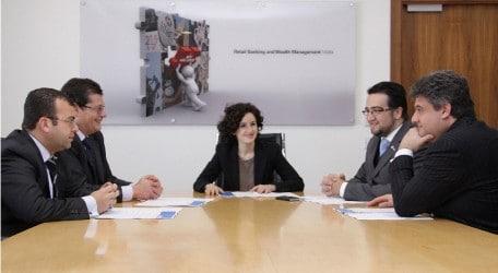 36 - HSBC Malta and KPMG support JCI Malta members