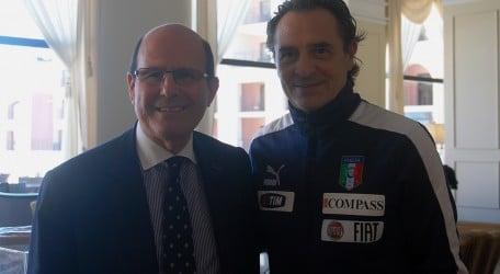 Mr Kamsky and Mr Prandelli
