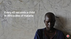 37 - Every 45 seconds a child in Africa dies of malaria