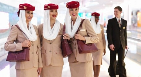 40 - Cabin Crew group