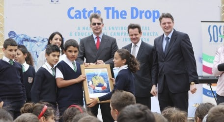 51 - Catch the Drop Campaign wins €500,000 via HSBC Water Programme - 01