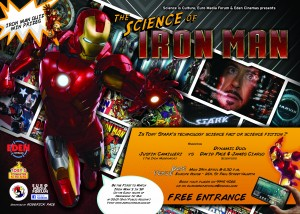 Scienceofironmanposter