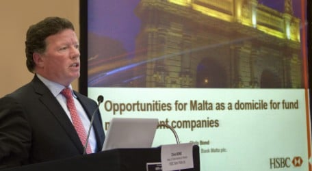 59 - HSBC - Malta Eurozone leader at attracting financial institutions in 2012
