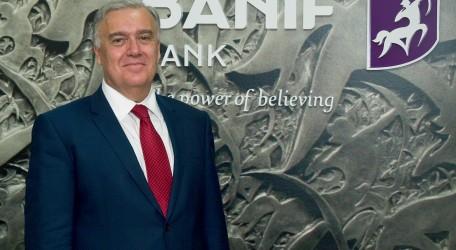 New Banif Bank Chairman