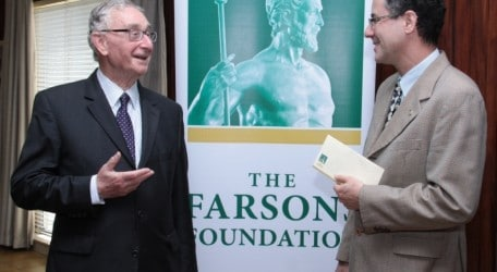 The Farsons Foundation supports quality in photojournalism