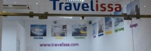 Travel Issa outlet