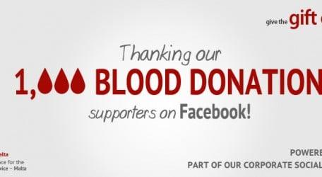 Josanne Cassar | Blood Donor app goes live on World Blood
