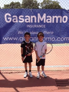 20 - Alex and Ben - Finalists Tennis 10s Green Dot Festival - May 19 2013