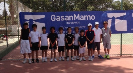 20 - Participants of the Green Dot Festival Tennis 10s Malta - May 19 2013