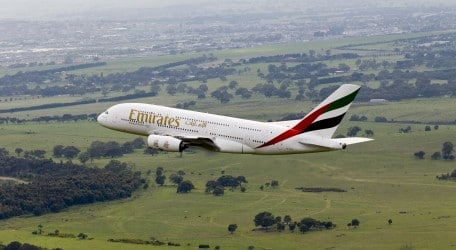 63 - Emirates' Airbus A380 to Brisbane and Auckland - 2