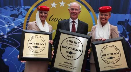 67 - Emirates Skytrax Awards Paris Air Show 2013-14