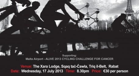 20130709 - 16 - ALIVE fundraising dinner poster