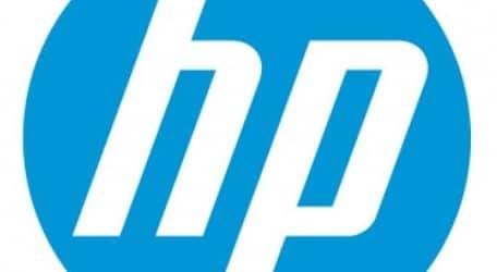 HP Logo - 2013