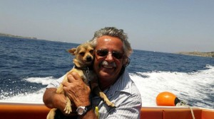 Tony Muscat & His Dog