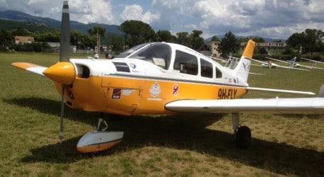 Vintage aircraft 1